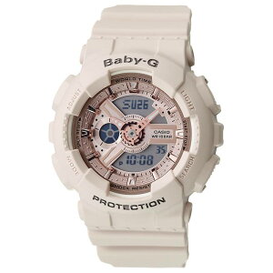 カシオ 腕時計 CASIO 時計 ベビージー ピンク ベージ