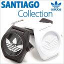 アディダス腕時計[adidas時計]アディダス時計[adidasoriginals腕時計]アディダスオリジナルス時計[adidasoriginals腕時計]アディダス腕時計[adidas腕時計]サンティアゴSANTIAGOメンズ/レディース/ブラック/ホワイト[人気/ブランド/防水/キッズ]