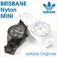 アディダス 腕時計[ adidas 時計 ]アディダス 時計[ adidas originals 腕時計 ]アディダス オリジナルス 時計[ adidasoriginals 腕時計 ]アディダス腕時計[ アディダス時計 ]ブリスベン ナイロン ミニ BRISBANE Nylon mini レディース ADH2941/ADH2943 [キッズ][送料無料]