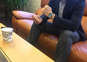 エンポリオアルマーニ腕時計EMPORIOARMANI時計EMPORIOARMANI腕時計エンポリオアルマーニ時計[エンポリオアルマーニ]メンズ/ブルーAR1787[人気/新作/ブランド/ビジネス/クロノグラフ/生活防水/エンポリ/アルマーニ/ARMANI][送料無料]02P01Oct16