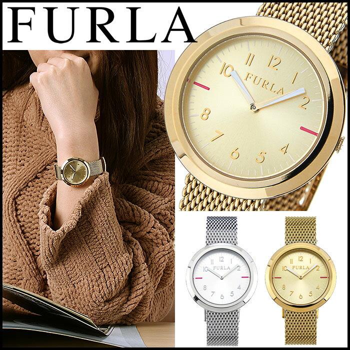 フルラ 時計[FURLA 時計]フルラ 腕時計[FURLA 腕時計]ヴァレンティナ VALENTINA レディース/シルバー R4253103505 R4253103502 [人気/新作/流行/ブランド/イタリア/女性/防水/メタル ベルト/ギフト/プレゼント][送料無料][入学/卒業/祝い] フルラ 時計(FURLA 時計)フルラ 腕時計(FURLA 腕時計)