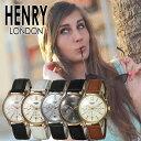 ヘンリーロンドン 腕時計【39mmケース】 HENRYLON...