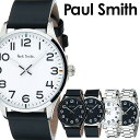 ポールスミス 時計 paul smith 腕時計 ポール スミス 腕時計 paul smith 時計 テンポ TEMPO メンズ ブラック P10061 新作 革 ベルト レザー トレンド ブランド 人気 ギフト プレゼント シルバー ビジネス シンプル 送料無料