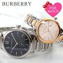【ペア価格】ペアウォッチ バーバリー 腕時計 BURBERR...