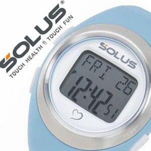 【5年保証対象】ソーラス腕時計 SOLUS時計 SOLUS 腕時計 ソーラス 時計 心拍時計 ハートレートモニター メンズ レディース 男女兼用時計 01-800-03 正規品 スポーツ ダイエット エクササイズ プレゼント ギフト 祝い