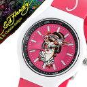 エドハーディー 腕時計 EdHardy 時計 エド ハーディー 時計 Ed Hardy 腕時計 ネオ Neo メンズ レディース 男女兼用時計EDHARDY-NE-PK プレゼント ギフト お祝い