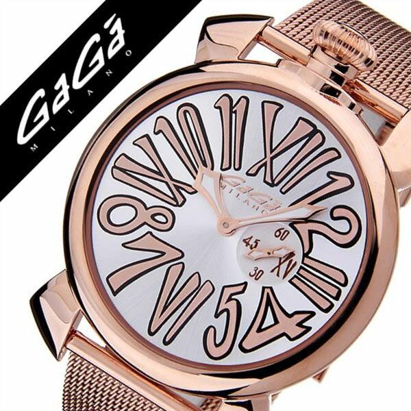 ガガミラノ [ GaGaMILANO ] ガガミラノ 腕時計 [ GaGaMILANO 腕時計 ] ガガ ミラノ [ GaGa MILANO ] ガガミラノ 時計 [ GaGaMILANO時計 ] ガガ腕時計 [ GaGa腕時計 ] スリム 46MM プラカット オロ[SLIM 46MM PLACCATO ORO]メンズ/レディース/GG-5081.2[人気/新作][送料無料] [ ガガミラノ/GaGaMILANO ] ガガミラノ 腕時計 GaGaMILANO 腕時計 [ ガガ ミラノ/GaGa MILAN