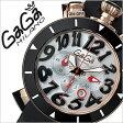 ガガミラノ [ GaGaMILANO ] ガガミラノ 腕時計 [ GaGaMILANO 腕時計 ] ガガ ミラノ [ GaGa MILANO ] ガガミラノ 時計 [ GaGaMILANO時計 ] ガガ腕時計[ GaGa腕時計 ]クロノ 48MM プラカット オロ(CHRONO 48MM PLACCATO ORO)/メンズ/レディース/6056.6[人気][送料無料]