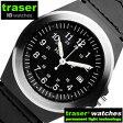 トレーサー ウォッチ腕時計[TRASER WATCHES TRASER 腕時計 トレーサー 時計 ]タイプ3 ブラックモデル[TYPE3 BK]メンズ時計P5900.506.33.11[ミリタリーウォッチ][送料無料][プレゼント/ギフト/お祝い]