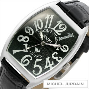 ミッシェルジョルダン腕時計 MICHEL JURDAIN MICHEL JURDAIN 腕時計 ミッシェルジョルダン 時計 天然ダイヤ入り カサブランカ ペアウォッチ メンズ時計MJ-SG-1000-6 プレゼント ギフト 祝い[ 父の日 父の日ギフト ]