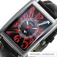 ミッシェルジョルダン腕時計[MICHEL JURDAIN MICHEL JURDAIN 腕時計 ミッシェルジョルダン 時計 ]天然ダイヤ入り 3000シリーズ/メンズ時計MJ-SG-3000-1[プレゼント/ギフト/祝い] 02P01Oct16