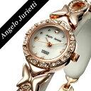 アンジェロジュリエッティ 腕時計[ Angelo Jurietti 時計 ]Angel[腕時計 レディース かわいい プチプラ][ピンクゴールド/ローズゴールド/おしゃれ/可愛い/ブランド/革ベルト/人気/薄型/キッズ/子供][クリスマス ギフト]