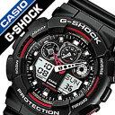 【 GA-100-1A4 】[ カシオ ジーショック ]( CASIO / G-SHOCK )( Gショック )[ G SHOCK / GSHOCK ]ジーショック時計/ジーショック腕時計 [ gshock時計 / gshock腕時計 ]
