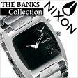 ニクソン 時計 [ NIXON 時計 ] ニクソン 腕時計 [ NIXON ] ニクソン時計 [ NIXON時計 ] バンクス ブラック[THE BANKS BLACK]/メンズ/レディース A060-000 [人気/スポーツウォッチ/スポーツ/ブランド/サーフィン/防水][送料無料] 02P01Oct16