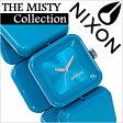 ニクソン 腕時計 [ NIXON 腕時計 ] ニクソン 時計 [ NIXON ] ニクソン腕時計 [ NIXON腕時計 ] ミスティ ブルー[THE MISTY BLUE]/レディース A107-300 [人気/新作/スポーツウォッチ/サーフ/スノー/防水/マリンスポーツ] 02P01Oct16