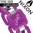 ニクソン 時計 [ NIXON 時計 ] ニクソン 腕時計 [ NIXON ] ニクソン時計 [ NIXON時計 ] シシ[THE SISI]/レディース A248-698 [人気/スポーツウォッチ/スポーツ/ブランド/サーフィン/防水][送料無料] 02P01Oct16