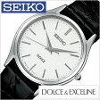 セイコー腕時計[SEIKO時計 SEIKO 腕時計 セイコー 時計 ]ドルチェ & エクセリーヌ[DOLCE & EXCELINE]/メンズ時計/SACM167[送料無料][mpw][プレゼント/ギフト/祝い/入学祝い][ P27Mar15 ]