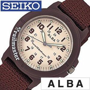 【5年保証対象】アルバ腕時計 ALBA時計 ALBA 腕時計 アルバ 時計 メンズ時計 APBS107 生活 防水 プレゼント ギフト お祝い[ 父の日 父の日ギフト ]