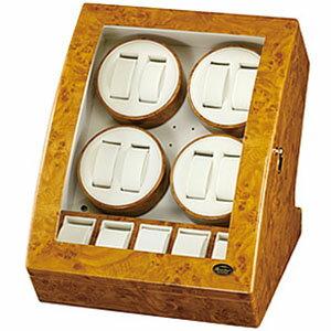 自動巻き上げ機[自動巻き機]ワインディングマシーン腕時計/時計ワインディングマシン/マシーン/ウォッチワインダー/ウォッチワインダー[ワインダー]時計ケース腕時計ケース腕時計ケース木製/1本/2本/4本/木製8連[自動巻/メンズ/機械式/婦人/自動巻き][送料無料]