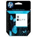 HP HP11 プリントヘッド ブラック C4810A 1個 【送料無料】