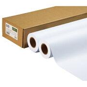 TANOSEE ハイグレード普通紙 36インチロール 914mm×50m 1箱(2本) 【送料無料】
