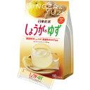 日東紅茶 しょうが&ゆず スティック 1パック(10本)