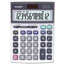 カシオ 本格実務電卓 12桁 DS−12WT−N 1台 【送料無料】