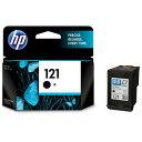 【お取寄せ品】 HP HP121 プリントカートリッジ 黒 CC640HJ 1個