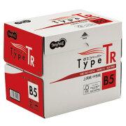 TANOSEE αエコペーパー タイプTR B5 1箱(2500枚:500枚×5冊)