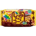 ギンビス しみチョココーン 1パック(6袋)