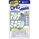 DHC マルチミネラル 60日分 1個(180粒)