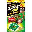 大日本除蟲菊 KINCHO アリ用コンバット 1パック(6個)