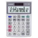 カシオ 特大表示電卓 12桁 ミニジャストサイズ MW-12A-N 1台