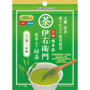 宇治の露製茶 伊右衛門 抹茶入インスタント緑茶 40g 1セット(6パック)