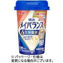 【お取寄せ品】 明治 メイバランスMiniカップ 白桃ヨーグルト味 125ml 1セット(24本) 【送料無料】