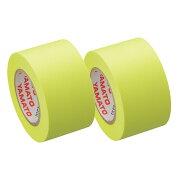 ヤマト メモック ロールテープ つめかえ用 25mm幅 レモン WR−25H−LE 1パック(2巻)