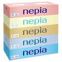 王子ネピア ネピアティシュ 150組/箱 BF150 1セット(60箱:5箱×12パック)