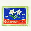 【あす楽対応/メール便対応(1袋まで)】 お花紙(おはながみ フレッシュカラー きみどり (500枚入)