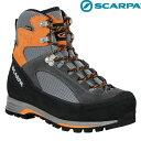 [送料無料] SCARPA スカルパ クリスタロ GTX 〔登山靴 トレッキングシューズ 2017SS〕 (パパヤ):SC22090