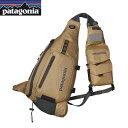 Patagonia パタゴニア Vest Front Sling ベストフロントスリング 8L ボディーバック バッグ (RATN):48155
