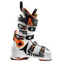 17-18 アトミック ATOMIC ホークスウルトラ130 HAWX ULTRA130 スキーブーツ (WHORBK):AE5015520 [pt0]