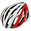 CARRERA カレラ ヘルメット RADIUS 自転車 インラインスケート向けヘルメット/white-Red ] [40_off] [SP_SKI_ACC]