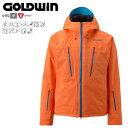 [送料無料] GOLDWIN ゴールドウィン Snow Squad Jacket 〔Men's スキーウェア ジャケット〕 (TL):G11510P [50_off] [SP_SKI_WEAR]