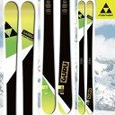 スキー 旧モデル 特価[送料無料] 15-16 フィッシャー スキー板 FISCHER 2016 GURU (板のみ) フリースタイル フリーライド ツインチップ パークスキー (nc):A16415 [50_off] [SP_SKI_SKI]