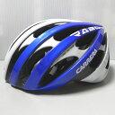 CARRERA カレラ ヘルメット RAZOR 自転車 インラインスケート向けヘルメット/White-Blue ] [40_off]