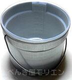 鉄段付きさげ缶セット プロの職人さんも使っている!丈夫で質のいい人気商品。