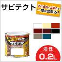 サビテクト 0.2L (超速乾上塗り兼用さび止め/カンペハピオ/ペンキ/塗料) 02P03Dec16
