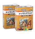 木材保護塗料 ガードラックアクア W・Pステイン ホワイト A-12 白 3.5K缶 【和信化学工業株式会社】