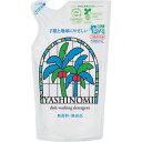 サラヤ 野菜・食器用中性洗剤 ヤシノミ洗剤詰替用 500ml(30994)