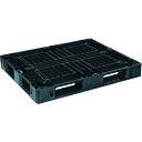 NPC 輸出梱包用パレット(フック付)黒 EXA1311F 黒(EXA1311FBK)